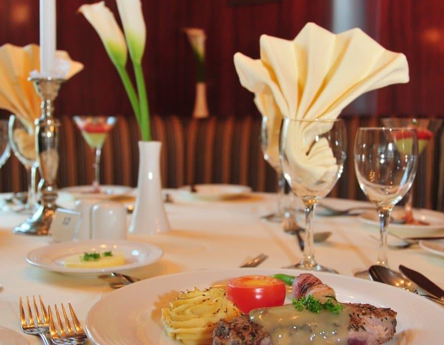MS Rhein Prinzessin Restaurant