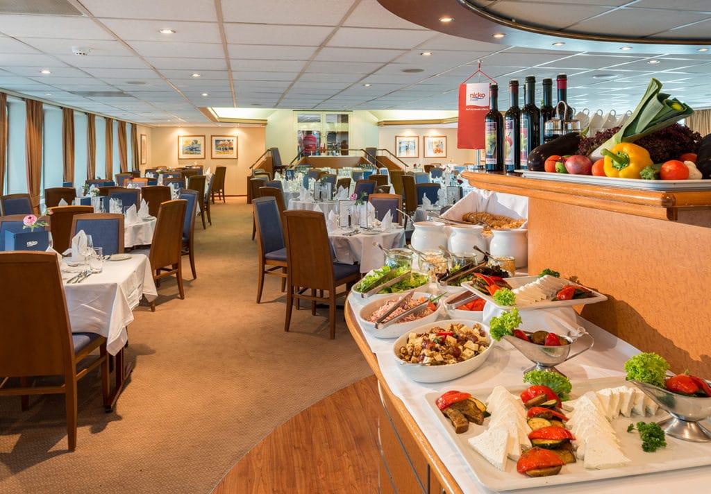 MS Bijou Du Rhône Restaurant