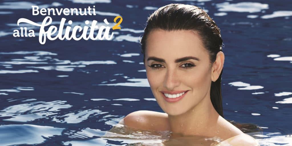 Penelope Cruz wird zur Meerjungfrau für Costa Cruises neue Werbekampagne