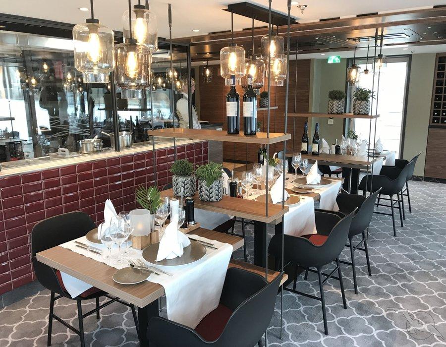 MS Alena Restaurant