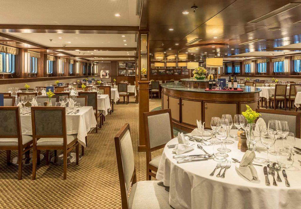 MS Douro Cruiser Restaurant