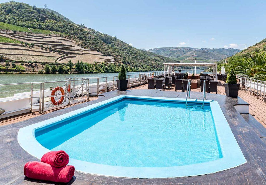 MS Douro Cruiser Pool