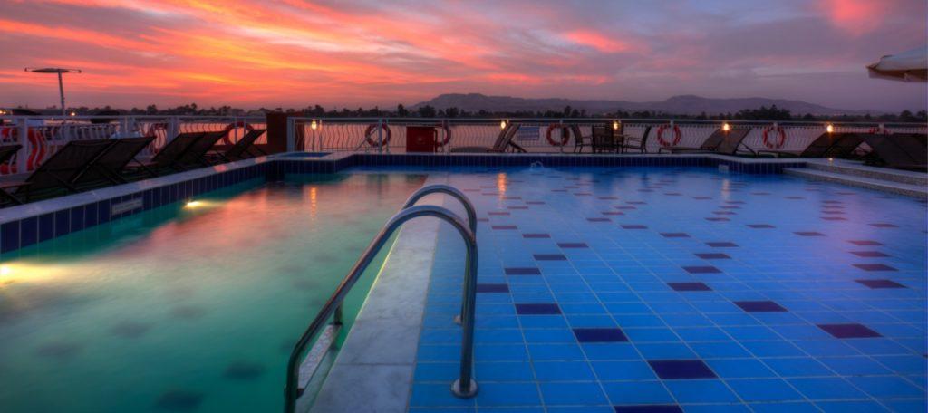 MS Steigenberger Legacy Pool