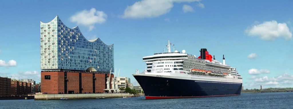Queen Mary 2 Live Aktuelle Position Verfolgen Webcam Routen