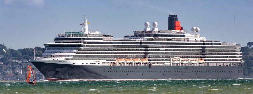 Kreuzfahrtschiffe in Hamburg – Januar 2020
