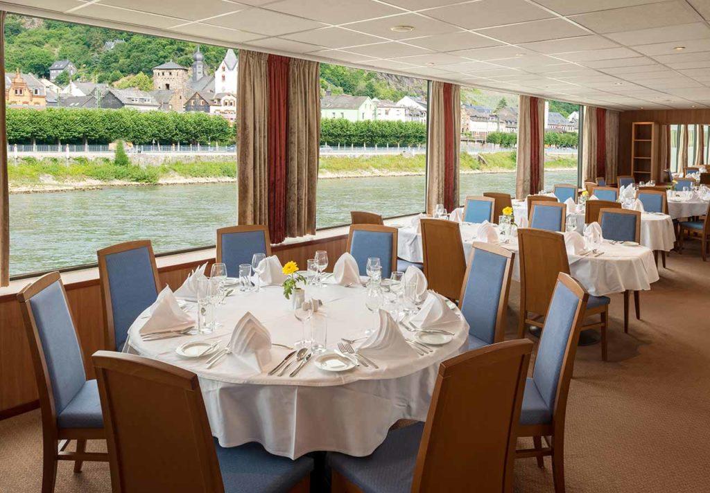 MS Rhein Symphonie Restaurant
