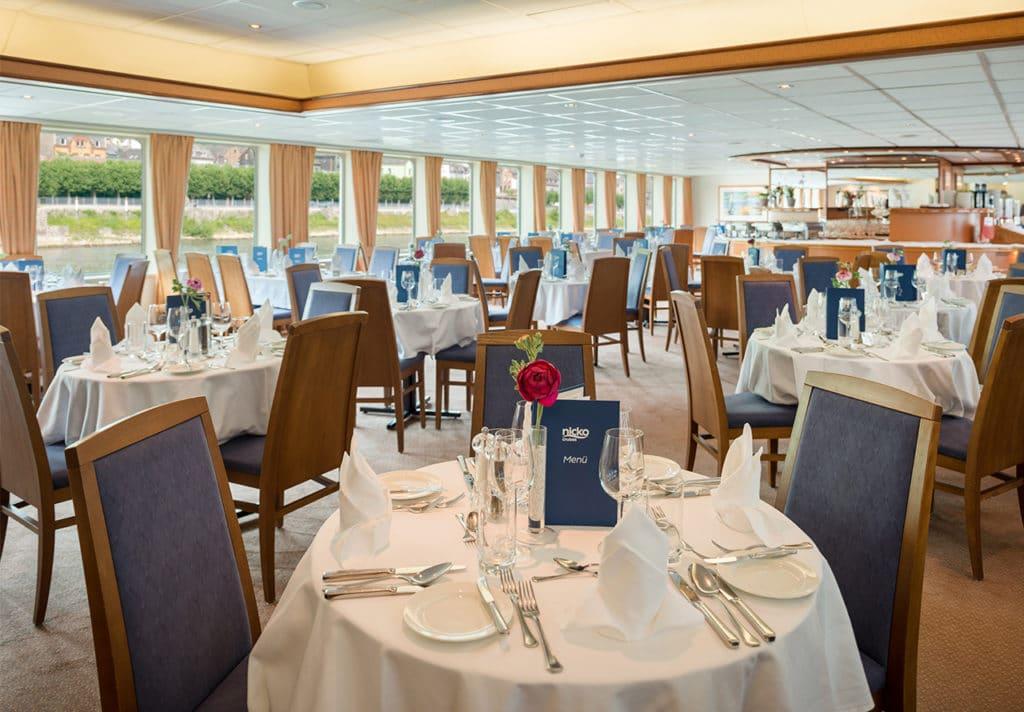 MS Seine Comtesse Restaurant