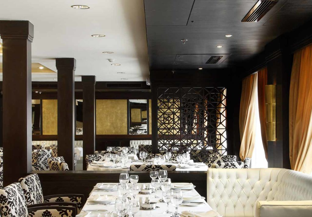 MS Steigenberger Omar El Khayam Restaurant
