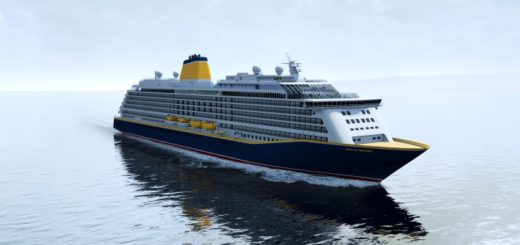 Meyer Werft liefert Spirit of Adventure ab