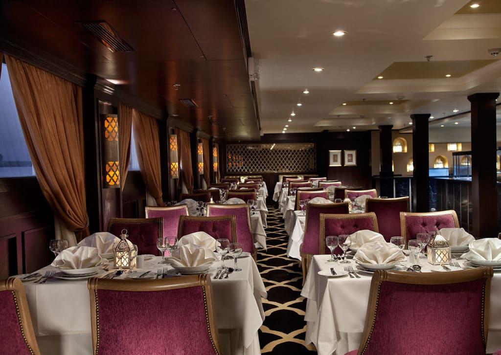 MS Steigenberger Minerva Restaurant