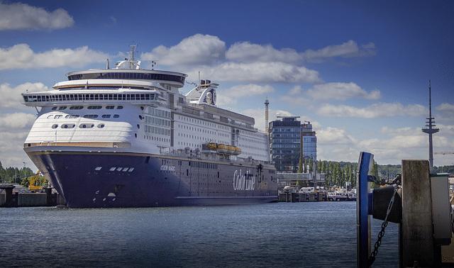 Kieler Hafen erweitert Passagierkapazitäten