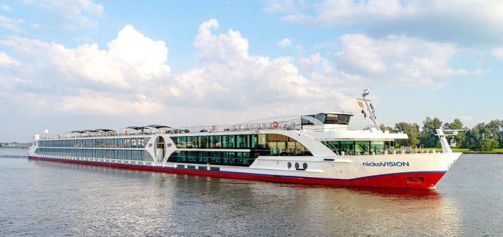 Mit Nicko Cruises Mittelmeer und Rotes Meer erleben