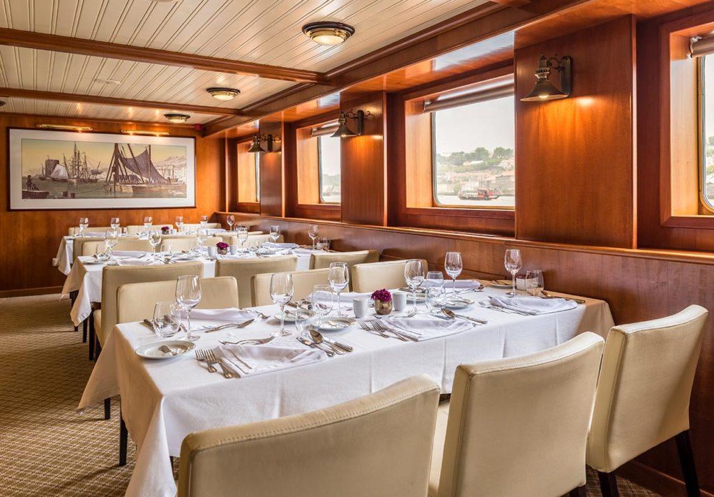 MS Douro prince Restaurant