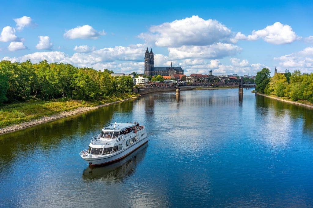 Elbe Flusskreuzfahrt