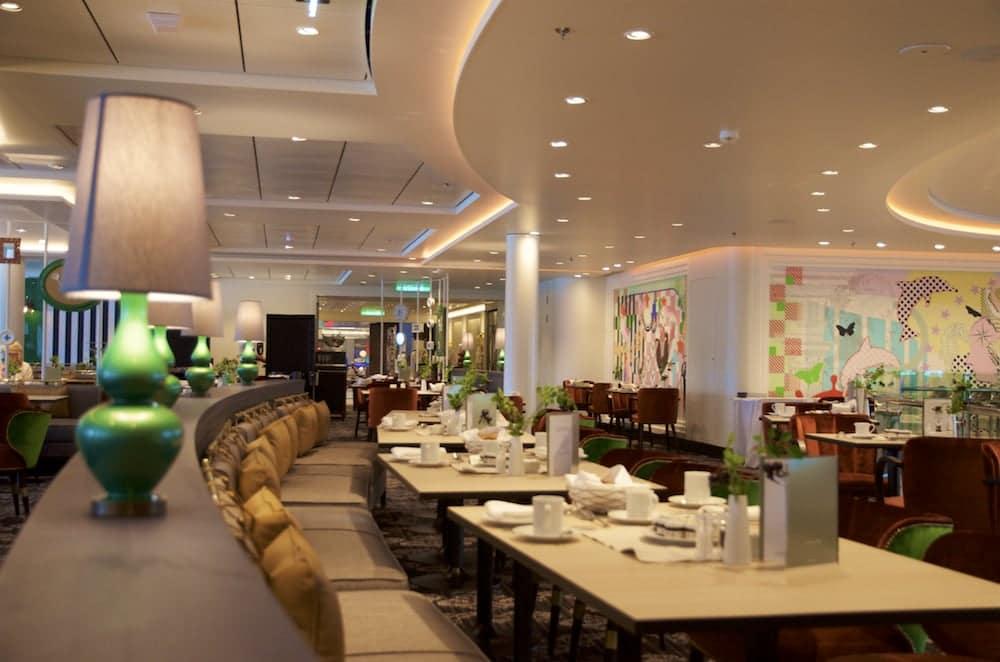 Mein Schiff 5 Restaurant