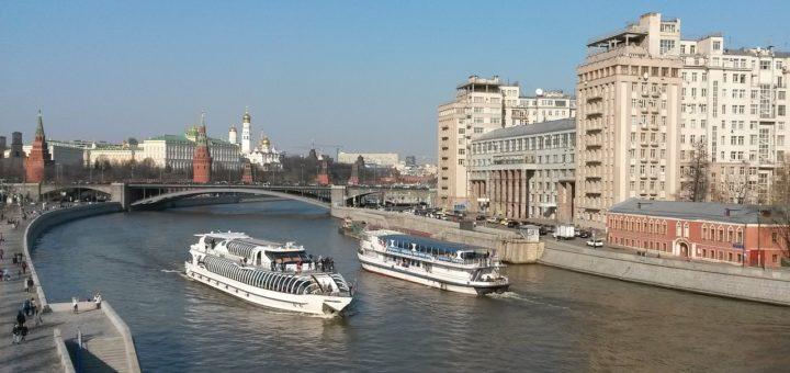 Russland Flusskreuzfahrten