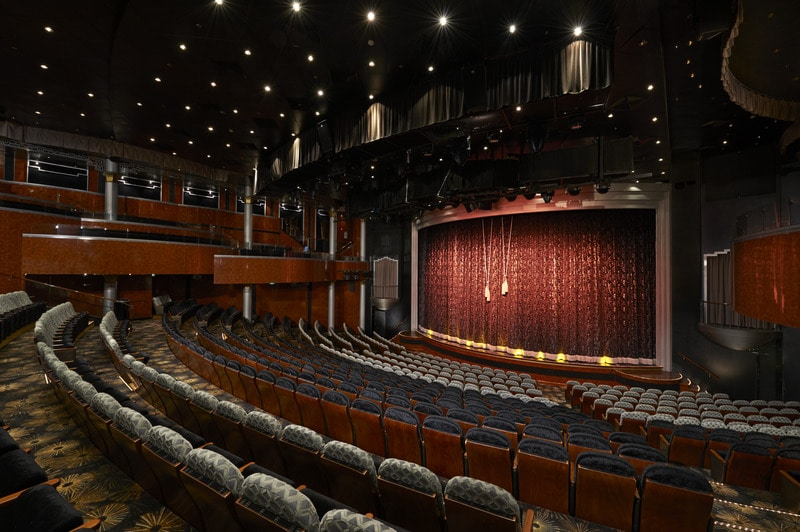 Norwegian Dawn Stardust Theatre