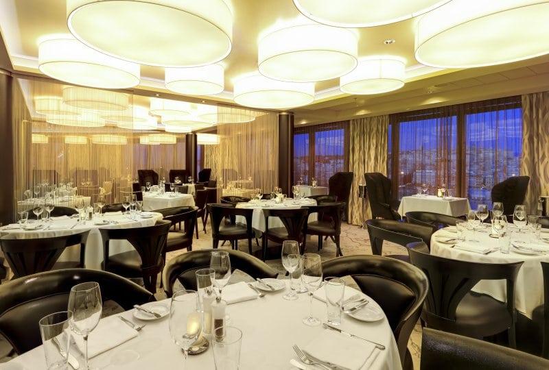 Norwegian Epic-The Haven Restaurant