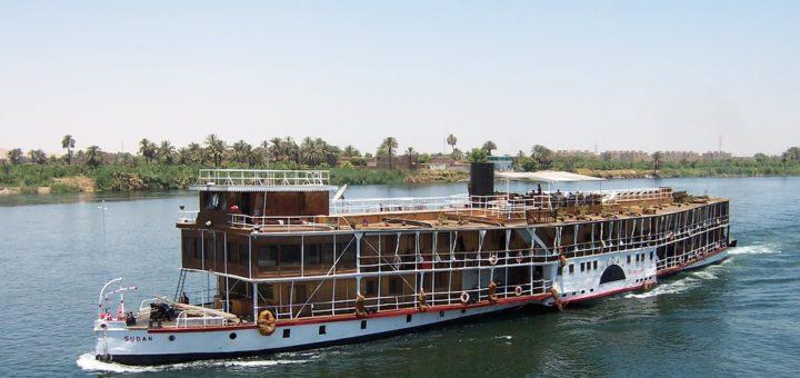Nil Flusskreuzfahrten