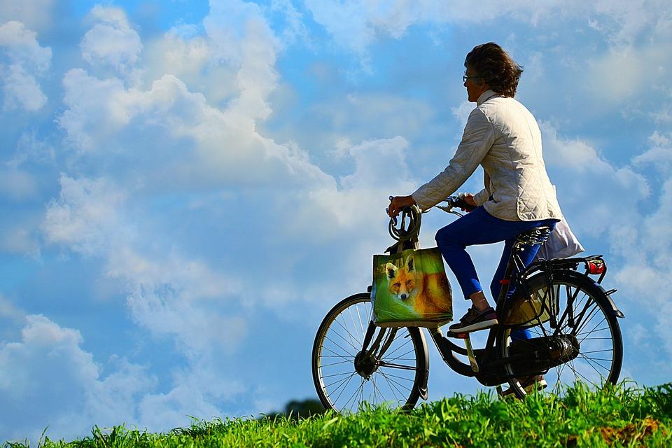 Flusskreuzfahrt mit Fahrrad