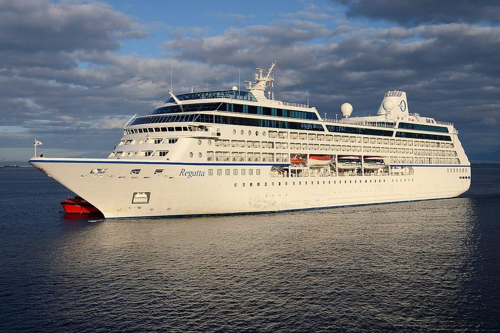 Oceania Cruises | Live Aktuelle Position Verfolgen | Webcam