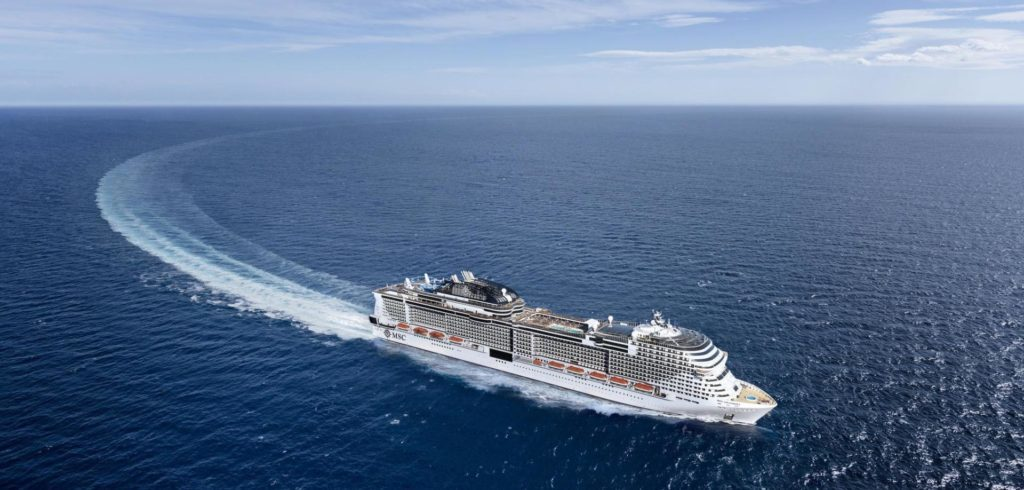 MSC Cruises Sommer Saison2020