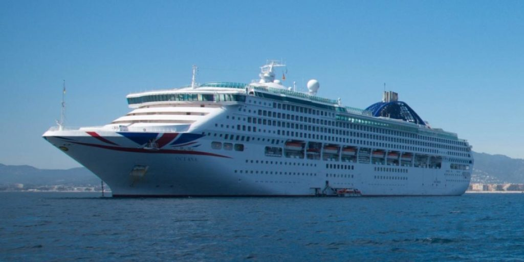 Kreuzfahrtschiffe in Hamburg – Februar 2020