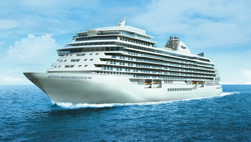 Regent Seven Seas Cruises erweitert Flotte um Seven Seas Splendor