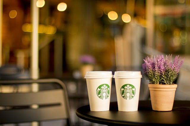 AIDA Starbucks Getränkepreise