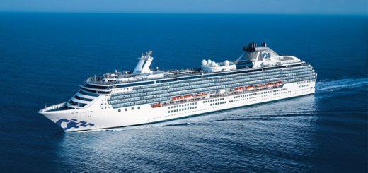 Princess Cruises: Coral Princess legt mit 2 toten Passagiere im Hafen von Miami an