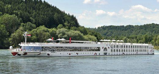 A-Rosa-Flusskreuzfahrten in Frankreich bestätigt