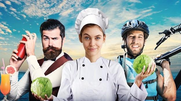 AIDA Cruises sucht Protagonisten für neue Mitarbeiterkampagne