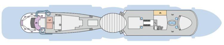 Ponte AIDAnova 18