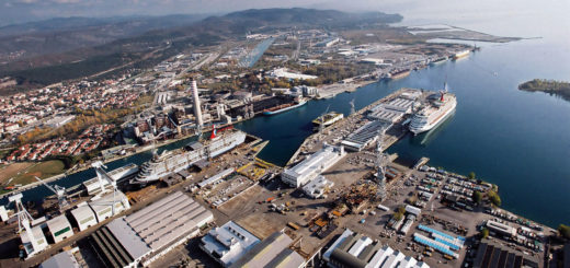 Fincantieri Werft