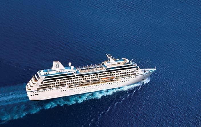 Oceania Cruises: Jetzt buchen und 2021/22 gratis Kabinen-Upgrade genießen