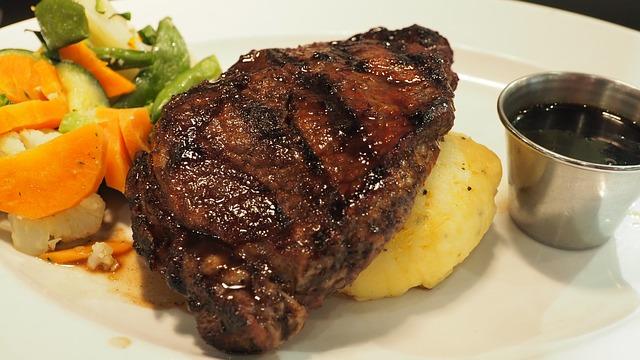 Cunard Line stellt neues Steakhouse Speisekonzept vor