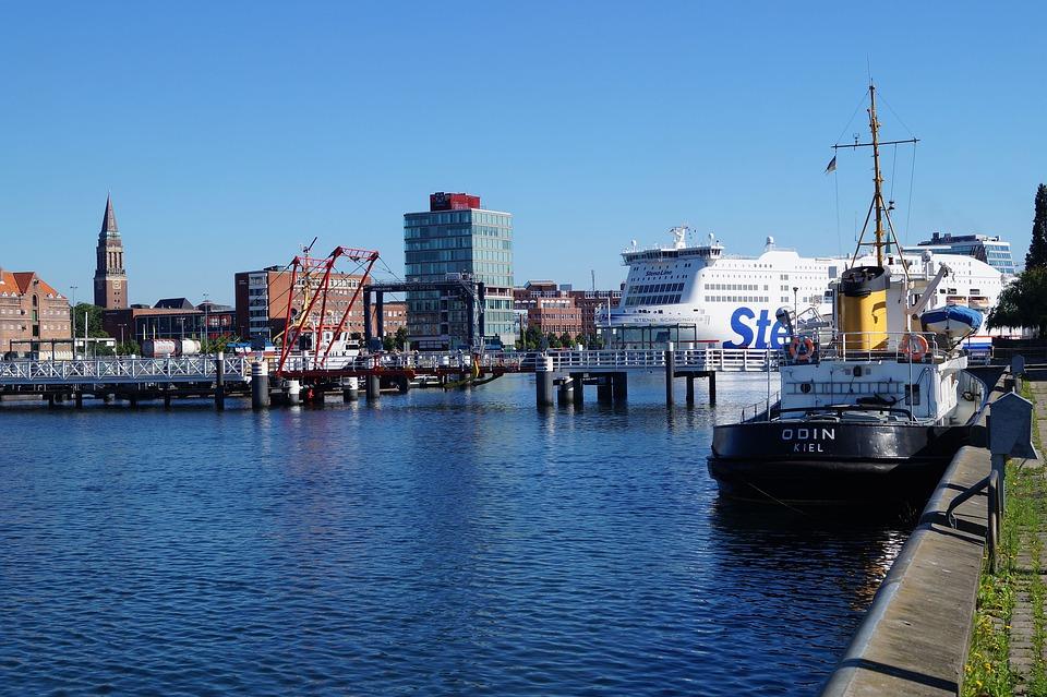 Kieler Hafen gibt Jahresergebnisse bekannt