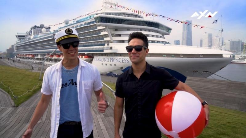 Princess Cruiseskooperiert mit Asias Got Talent zusammen