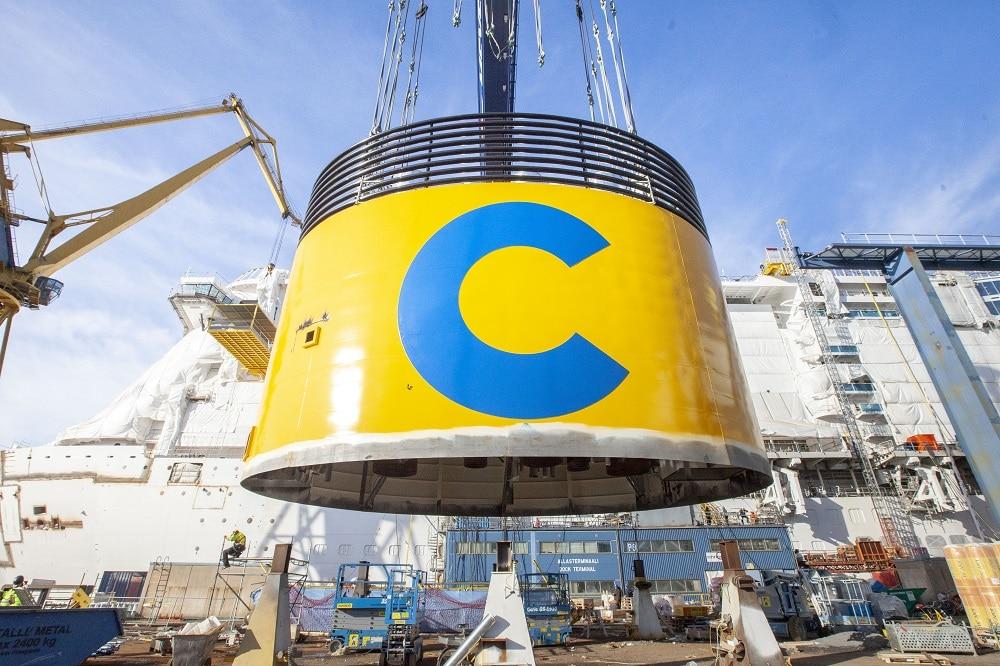 Costa Crociere verschärft Vorsichtsmaßnahmen an Bord seiner Schiffe weiter