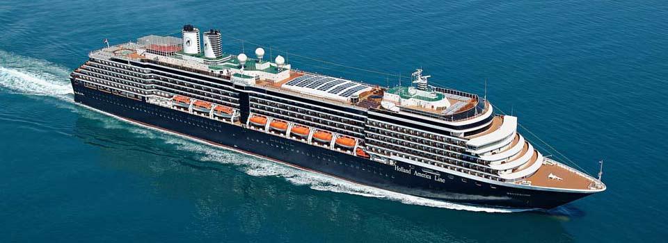 Holland America Line stellt im Jahr 2020 drei Schiffe in Kanada und Neuengland ein
