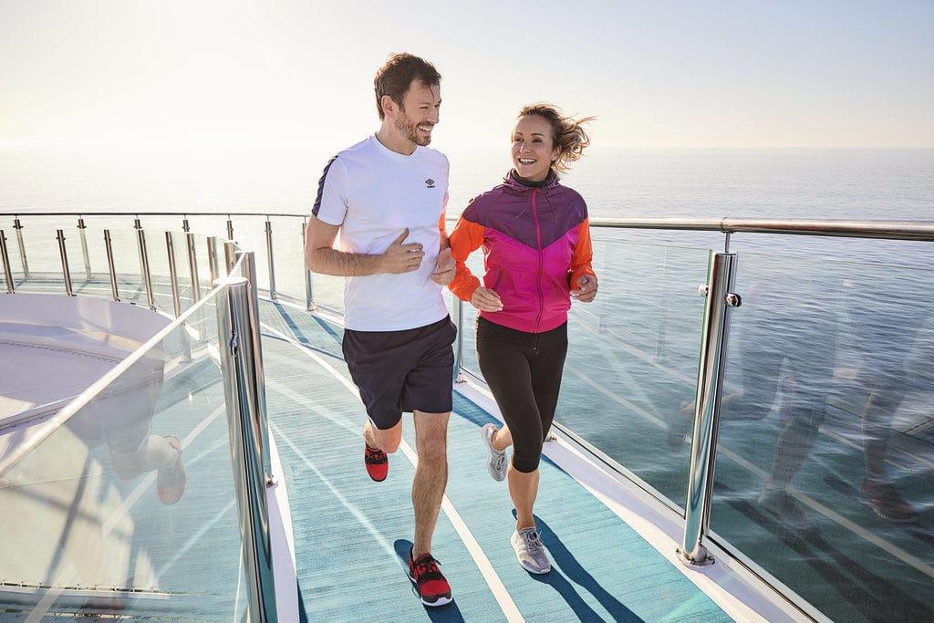 TUI Cruises: Sport und Spa Reisen 2019