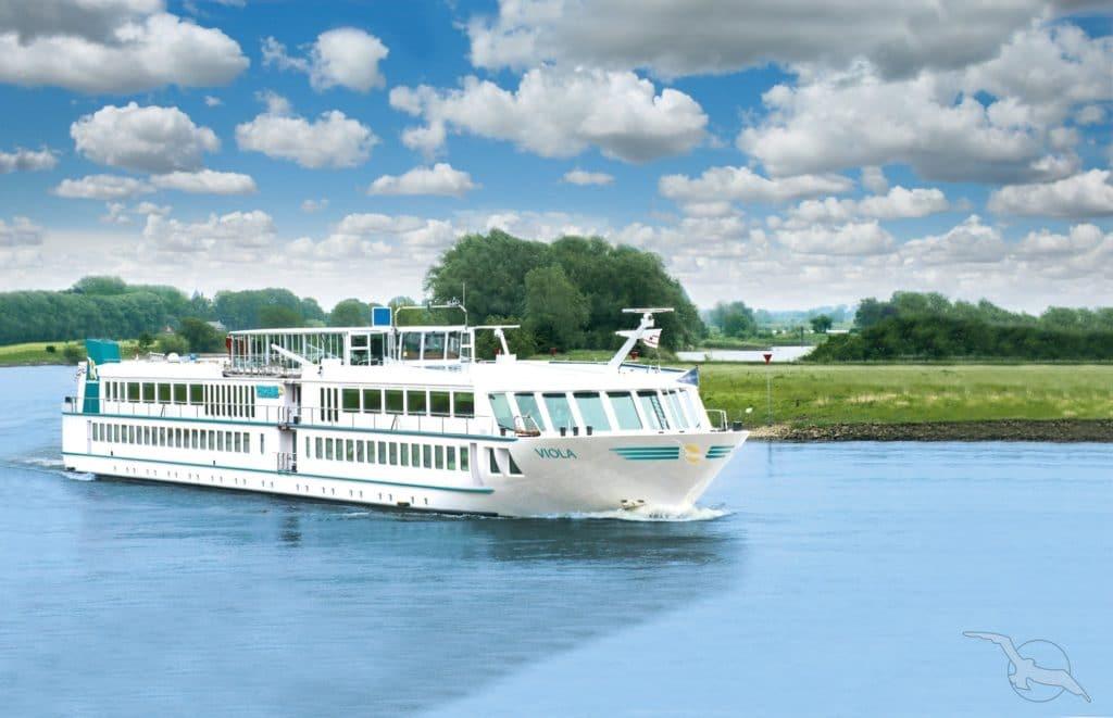 Phoenix Reisen bringt behindertengerechtes Flusskreuzfahrtschiff auf den Markt