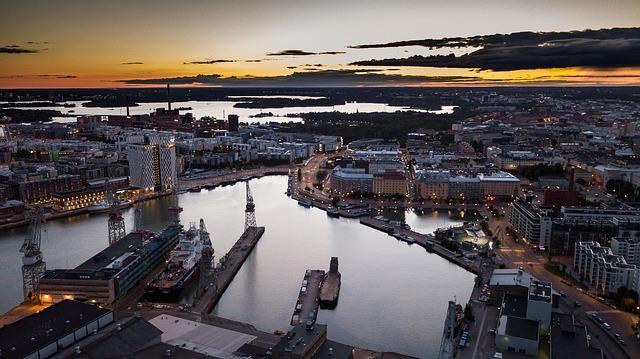 MSC Meraviglia ruft erstmals neuen Liegeplatz in Helsinki an