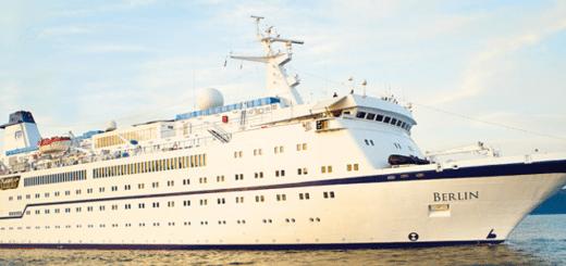 FTI Cruises gibt den Verkauf seines Kreuzfahrtschiffes MS Berlin bekannt