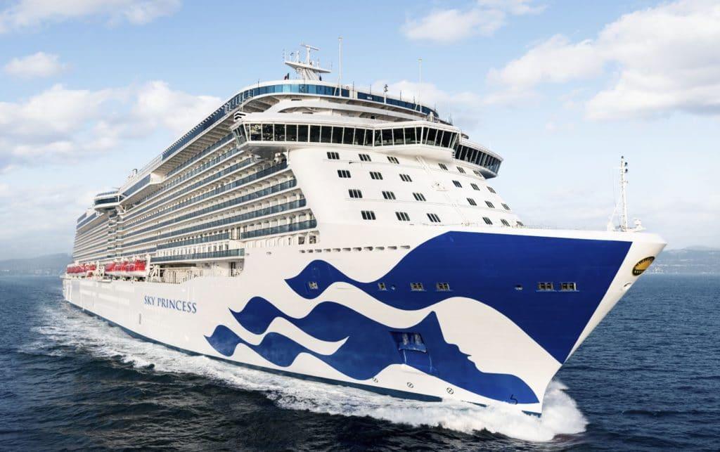 Princess Cruises: Erste Jazz-Arena auf See