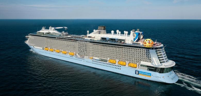 Royal Caribbean schickt 2021 Oasen-Klasse-Neubau nach Asien