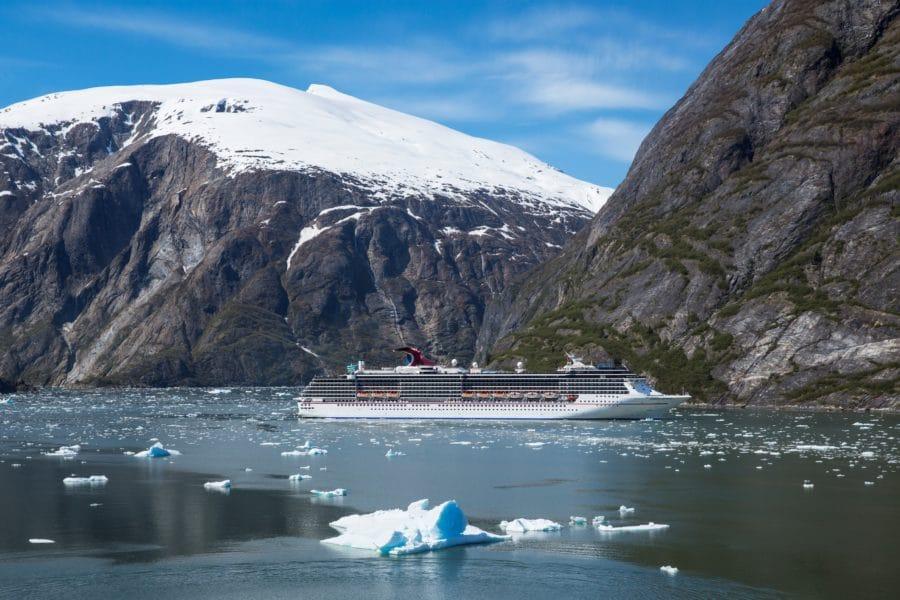 Carnival weitet Alaska-Angebot aus