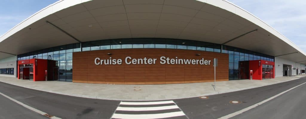 Hamburg Cruise Center Steinwerder