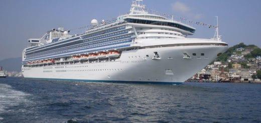 Princess Cruises bietet ausgewählte Asien-Kreuzfahrten zu Sonderkonditionen