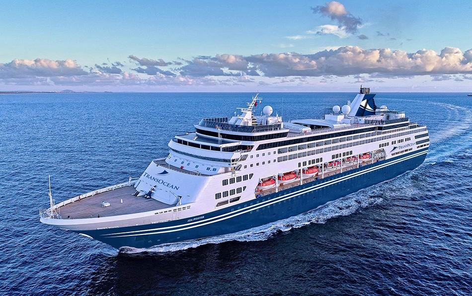 Transocean setzt Kreuzfahrten bis zum 26. April 2020 vorübergehend aus